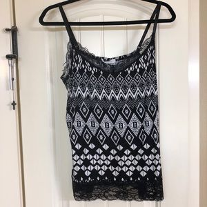 XL Dress Barn tank